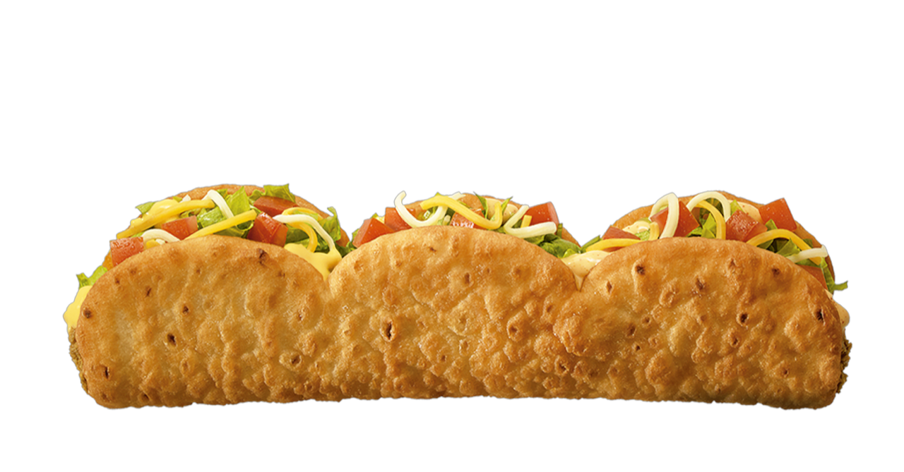 Taco Bells New Toasted Cheddar Chalupa Has Cheese Baked